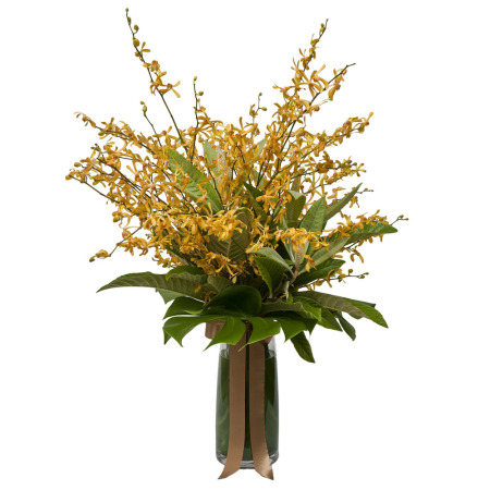 Spider Orchid Vase