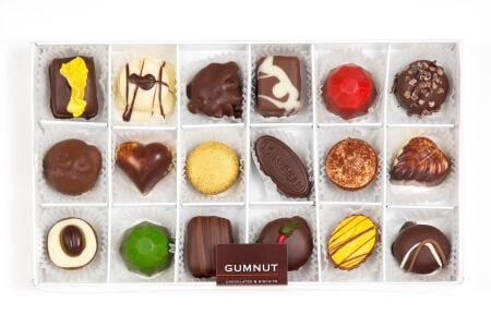 Large Mixed Truffle Gift Box (300gm)