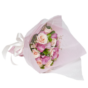 Mixed Pink Posy