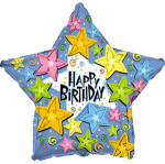 Happy Birthday Star