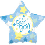 It`s A Boy Blue Star